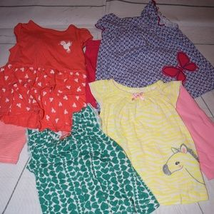 4 Outfit Bundle: Child of Mine by Carter's